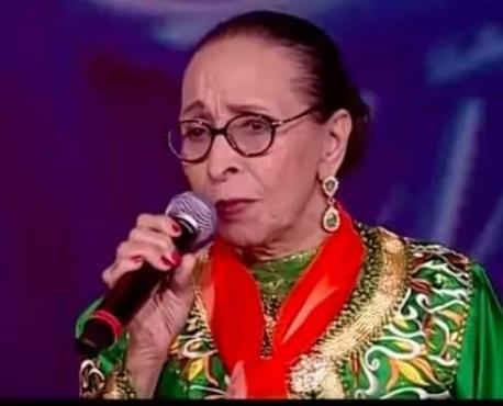 وفاة الفنانة الشعبية الحمداوية عن سن يناهز 91 عاما