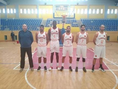 فريق نهضة بركان لكرة السلة ينتصر على نادي ليكسوس العرائش بنتيجة71-57