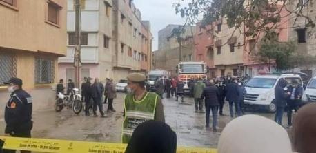 الشرطة الإسبانية تلقي القبض على مرتكب جريمة حي الرحمة بسلا