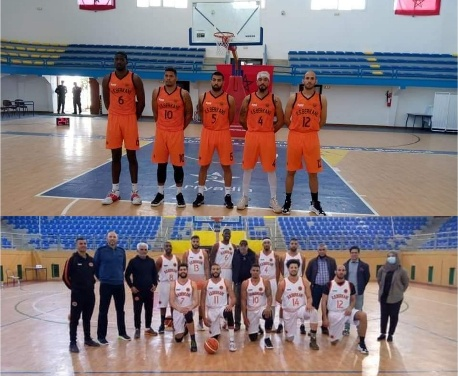 فريق نهضة بركان لكرة السلة يعود بفوز مهم على حساب إتحاد طنجة محققا الإنتصار الرابع علي التوالي