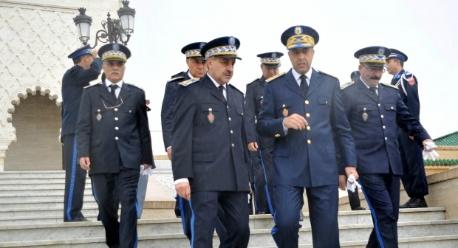 أسرة الأمن الوطني تخلد الذكرى ال65 لتأسيس المديرية العامة للأمن الوطني