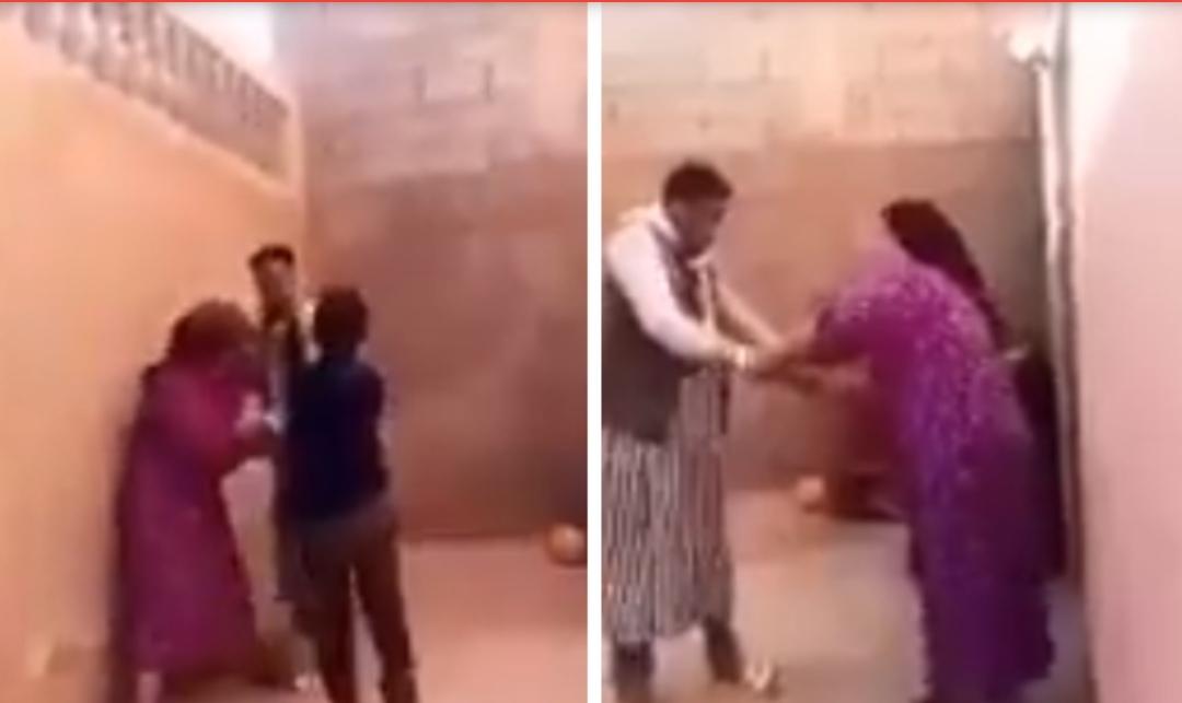 السجن النافذ في حق معنف زوجته بقرية مزوضة نواحي مراكش.