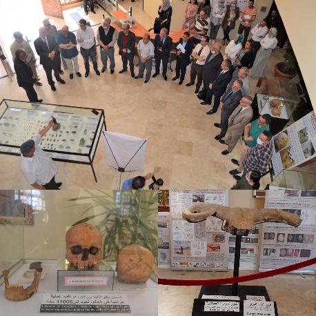 جامعة محمد الأول بوجدة تقيم معرضا تاريخيا والرئيس يدعو إلى إنشاء متحف جامعي بمواصفات عالمية