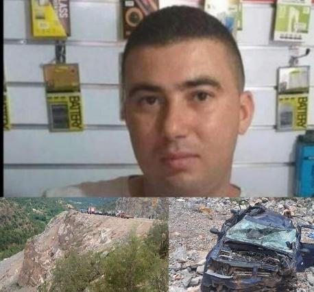 تفاصيل صادمة في حادثة العثور على جثة الشاب طارق في حادثة انقلاب سيارة ضواحي زكزل إقليم بركان