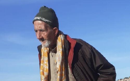 البحث عن رجل مسن متغيب يقيم بسيدي سليمان شراعة إقليم بركان