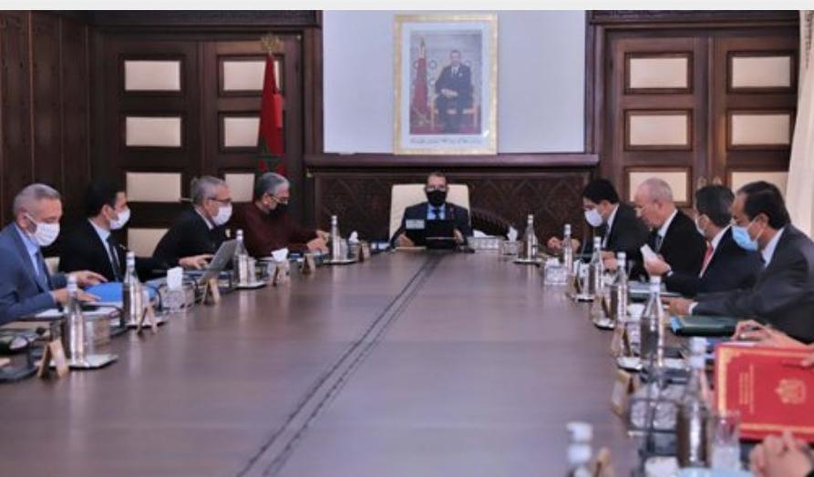 تسعة مشاريع مراسيم يوم الاثنين المقبل على طاولة آخر مجلس حكومي قبل الانتخابات