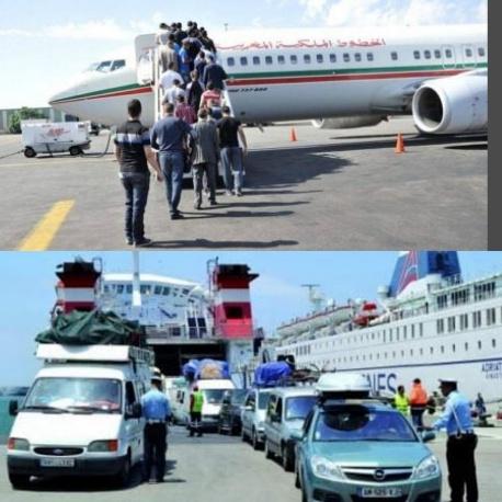 غضب واستياء أفراد الجالية المغربية بالخارج من الارتفاع الصاروخي لثمن تذاكر السفر