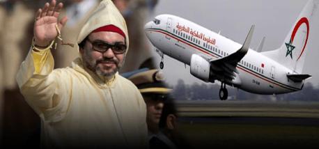 الملك محمد السادس يأمر بتسهيل عودة افراد الجالية الى المغرب بأثمنة مناسبة