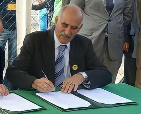 بلعيد الرابحي رئيس جماعة بوغريبة/ إقليم بركان و4 أعضاء آخرين يلتحقون رسميا بحزب الأصالة والمعاصرة