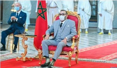 الملك محمد السادس يترأس بفاس حفل إطلاق وتوقيع اتفاقيات تصنيع وتعبئة اللقاح المضاد لكوفيد-19 ولقاحات أخرى بالمغرب