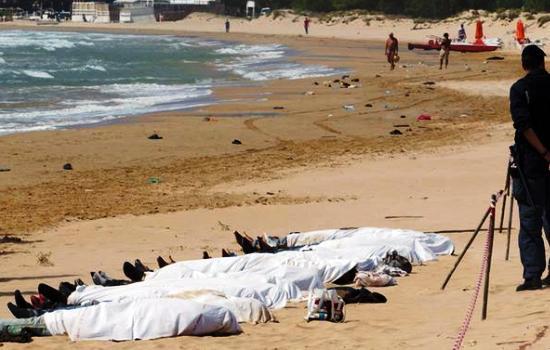 مصرع 18 مرشحا للهجرة السرية من قصبة تادلة في مياه المحيط الأطلسي