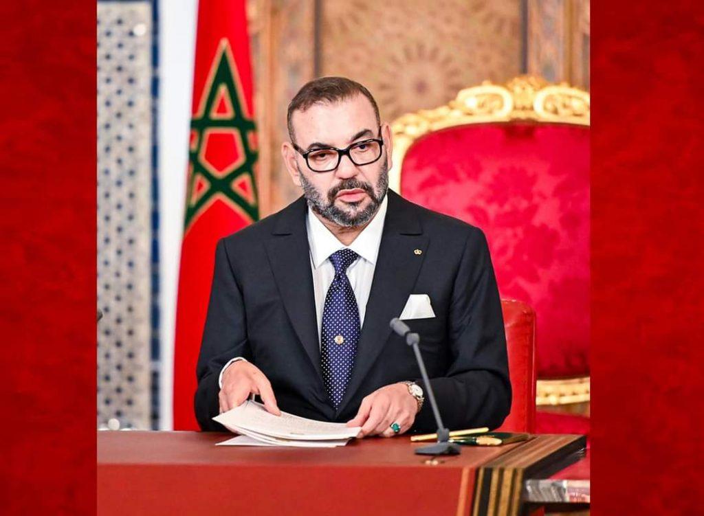 الملك محمد السادس يوجه خطابا ساميا إلى الأمة بمناسبة الذكرى ال 68 لثورة الملك والشعب