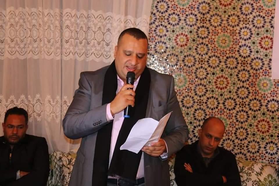 الأستاذ مراد زبوح كاتب فرع حزب الإستقلال ببركان: تعرضت لتهديدات بالتصفية الجسدية