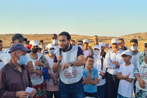 التعبئة متواصلة، وحزب الاستقلال ببركان يواصل حملته الانتخابية النظيفة بمنطقة تازاغين وواولوت وبوهديلة