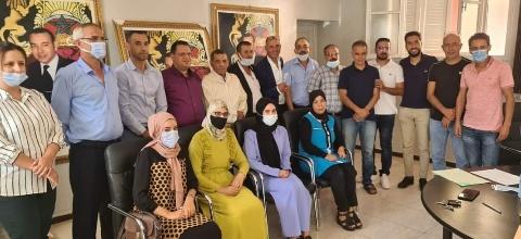 """فتحي علاوي عن حزب """"الأحرار"""" رئيسا جديدا للمجلس الجماعي لأكليم"""