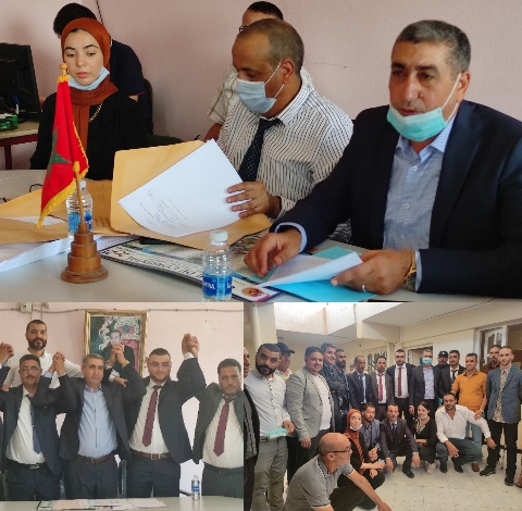 رسميا…عبد الواحد بوقو رئيسا للمجلس الجماعي لسيدي سليمان شراعة بالإجماع