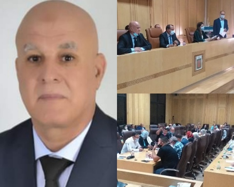 محمد عزاوي عن حزب التجمع الأحرار ينال رئاسة المجلس الجماعي لوجدة