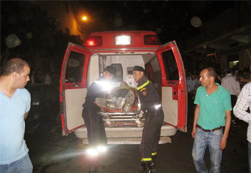 العيون الشرقية : مصرع شخص دهسته دراجة نارية قرب مسجد هولسيم