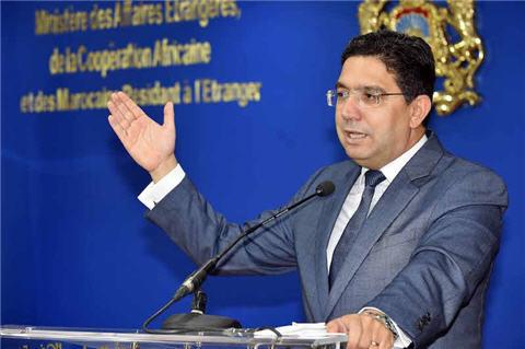 بوريطة يعتبر قرار فرنسا تخفيض التأشيرات الممنوحة للمغاربة غير مبررا