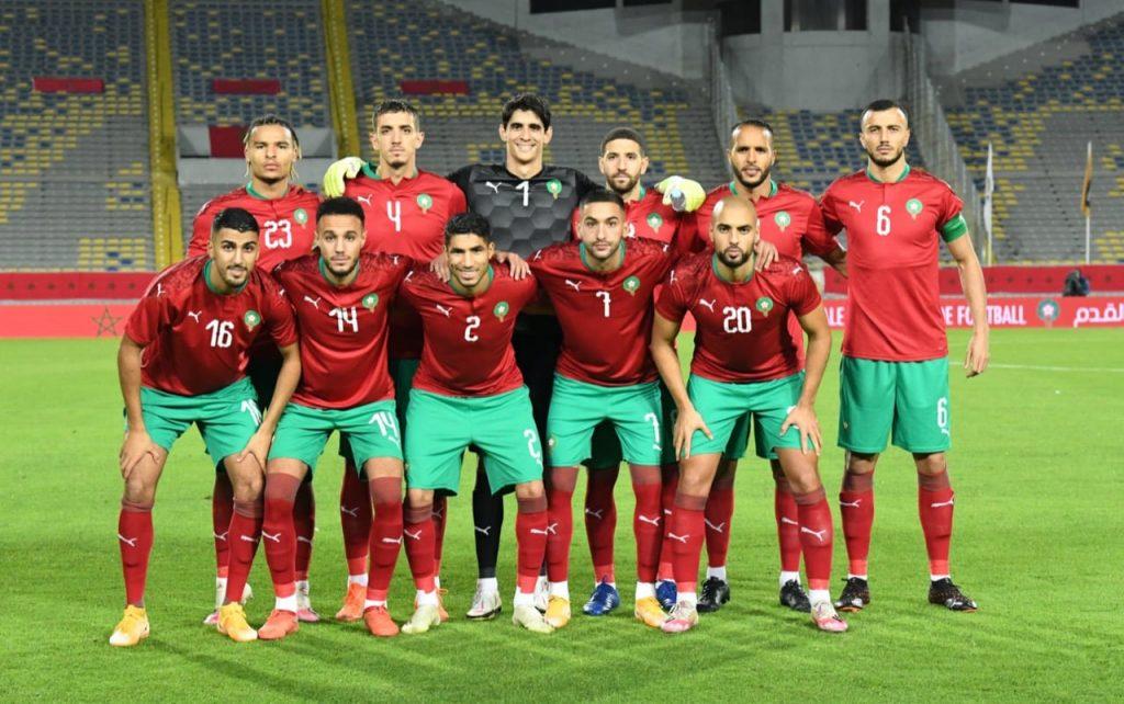 الفيفا والكونفدرالية الافريقية لكرة القدم تقرران تأجيل مباراة غينيا ضد المغرب المؤهلة لكأس العالم 2022
