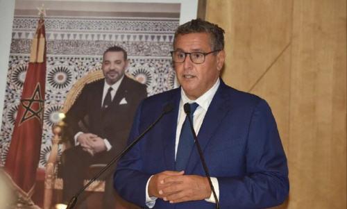 رئيس الحكومة،عزيز أخنوش يترأس اول مجلس حكومي لدراسة برنامج عملها خلال خمس سنوات