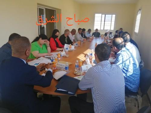 المجلس الجماعي لمشرع حمادي يصادق على نظامه الداخلي