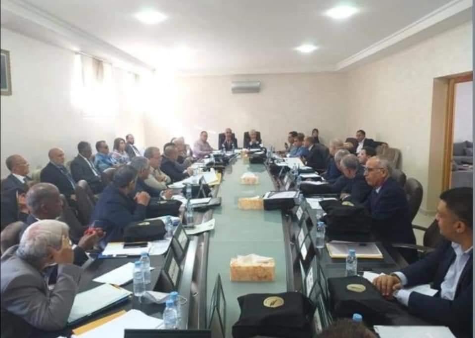 بلاغ.. مخرجات  المكتب التنفيذي لنقابة المحامين حول قرار إجبارية جواز التلقيح بالمغرب
