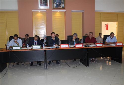 جرسيف : المجلس الجماعي يستكمل هياكله بانتخاب رؤساء ونواب لجانه الدائمة