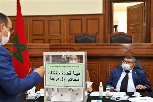 ضمنهم عبد اللطيف طهار من استئنافية الناظور : إنتخاب 12 قاضيا عضوا في المجلس الأعلى للسلطة القضائية